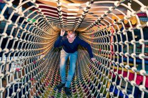 'In mijn ogen vormen ondernemerschap en creativiteit een heel krachtige combinatie'